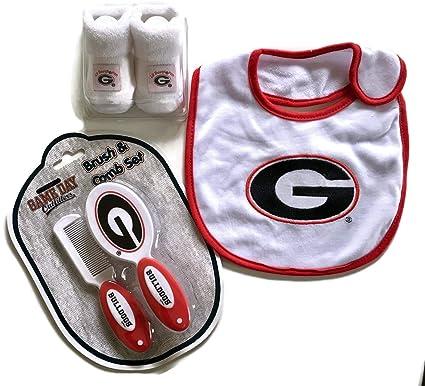 Amazon.com: Georgia Bulldogs – Set de regalo para bebés con ...