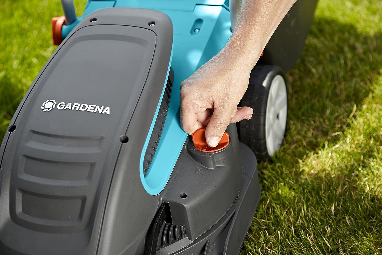 Gardena 05034-20 Cortacésped eléctrico, 1400 W, Multicolor: Amazon ...