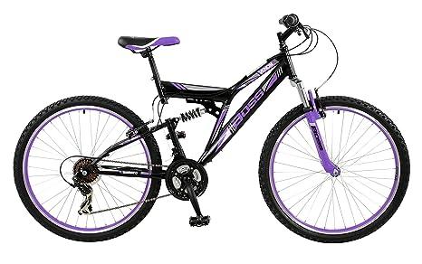 Boss de la Mujer Venom para Mujer para Bicicleta de montaña, Negro ...