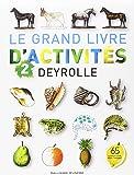 Le grand livre d'activités Deyrolle n°2