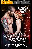 Steeling Christmas (Satan's Savages MC Series Book 6)