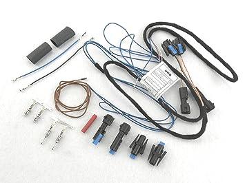 Juego de Cables Volante Multifunción E46 Tempomat Volante Mando A Distancia: Amazon.es: Coche y moto