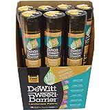Dewitt 20YR350 3-by-50-Feet 4-Ounce 20-Year Weed Barrier Fabric,Black