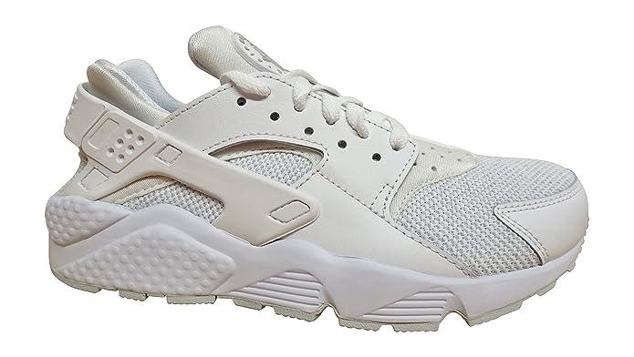 Nike Air Huarache Schuhe Herren Weiß Pure Platin
