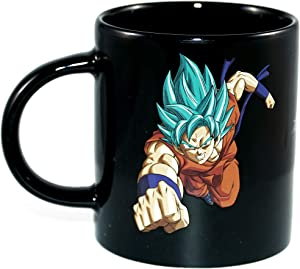 Dragon Ball Z: Resurrection F OFFICIAL Heat-Changing Ceramic Coffee Mug