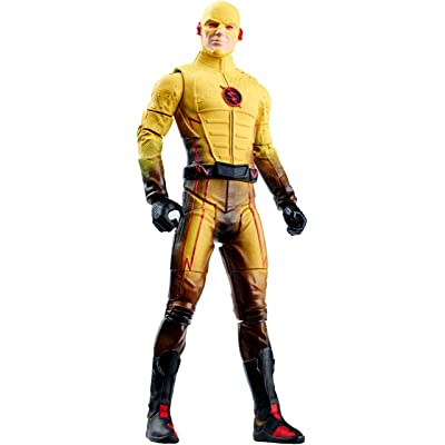 DC Comics Multiverse Reverse Flash The Flash TV Action Figure: Toys & Games