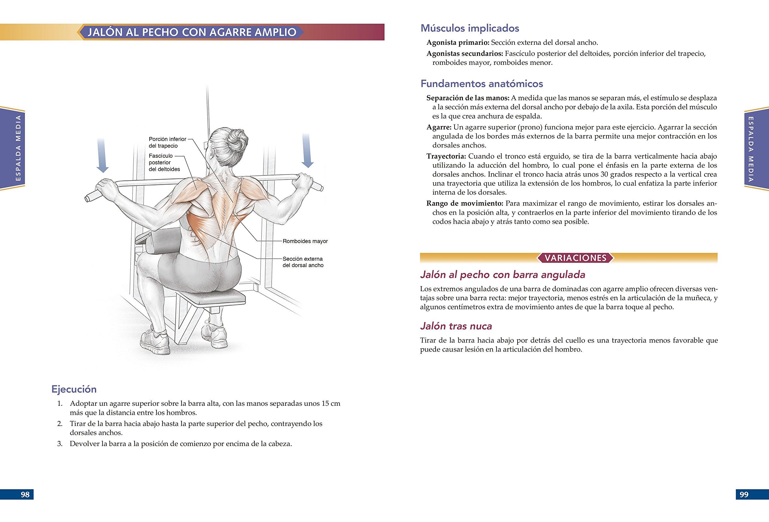Anatomía de la musculación. Nueva edición ampliada y actualizada: Amazon.es: Nick Evans: Libros