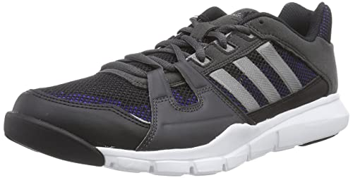 outlet store e8ee5 2643c Adidas - Gym Warrior, Sneakers da uomo, Nero (Schwarz (Core Black