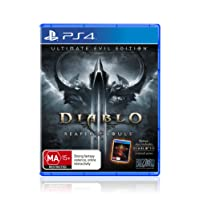 PS4 DIABLO 3 ULTIMATE EVIL EDT