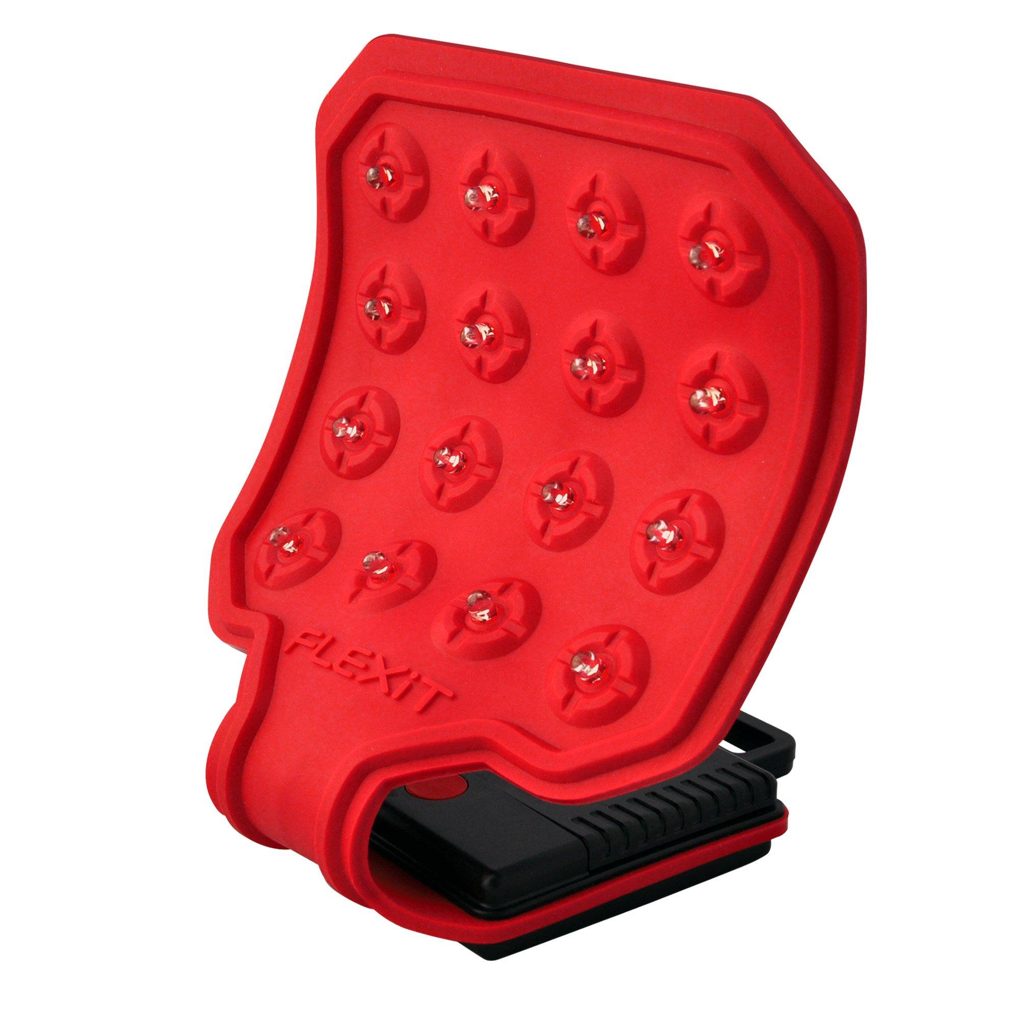 Risk Racing 00-115 FLEXiT Ultra Flexible Hands-Free Flashlight