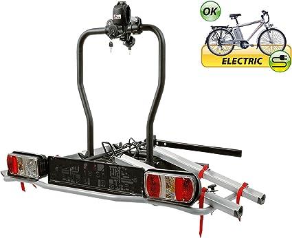 MENABO – Baca para eléctrica de Bicicletas Bike Carrier rampa de ...