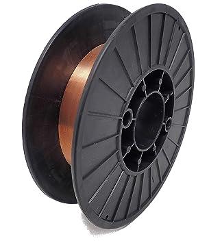 15 KG Schweissdraht /Ø 0,6mm Stahldraht SG2 G3Si Spule D300mm MIG//MAG