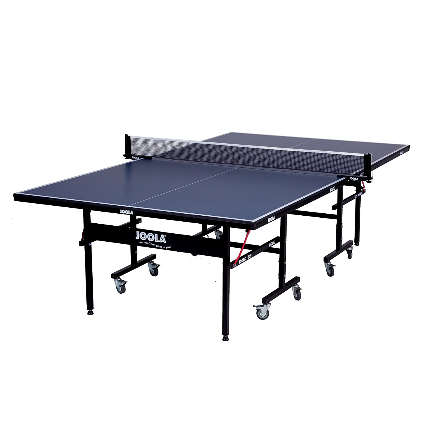 JOOLA Inside 15mm Table Tennis Table with Net Set