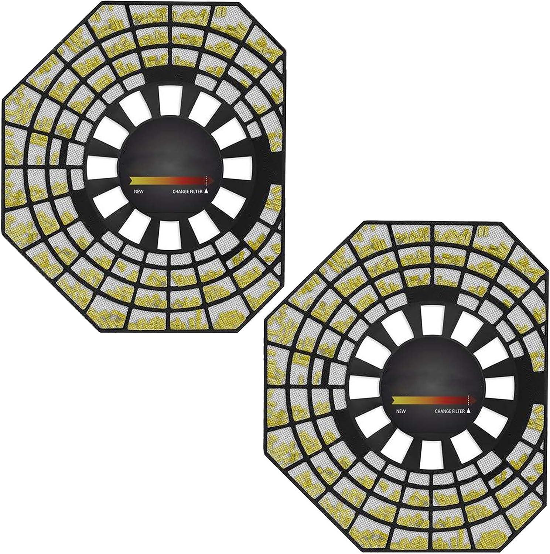 Spares2go - Filtro de nanocaptura para purificador de aire Rowenta ...