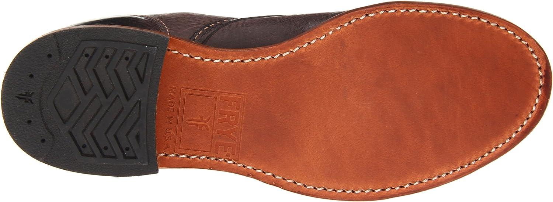 FRYE Mens Arkansas Mid Leather Boot