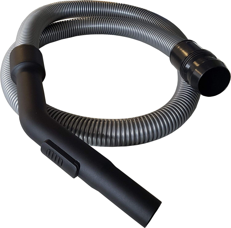 Manguera completa para aspiradora Electrolux/Euroclean: UZ872, UZ932, UZ934 - Nilfisk : Cubic : GD320, GD872, GD932, GD934, GWD320, GWD335, WD135. Longitud: 1,8 m – Diámetro: 32 mm: Amazon.es: Hogar
