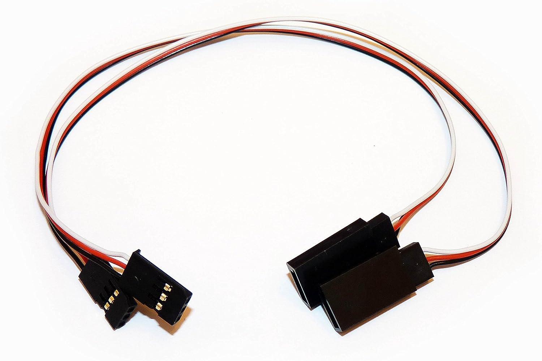2 pcs servo Cable 20 cm extensi/ón servo 200 mm