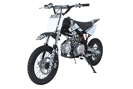 Super Amazon Com Dr X 125Cc Dirt Bike Pit Bike For Teenagers Onthecornerstone Fun Painted Chair Ideas Images Onthecornerstoneorg