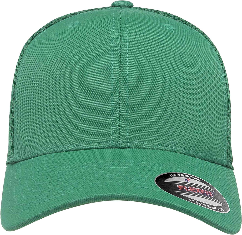 Flex fit Unisex-Adult Ultrafibre Airmesh Fitted Cap Hat