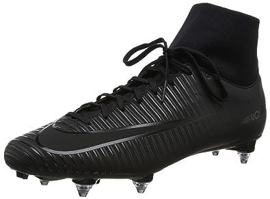 Nike Mercurial Victory Vi DF SG, Zapatillas de Deporte para Hombre, Negro Black 001, 39 EU: Amazon.es: Zapatos y complementos