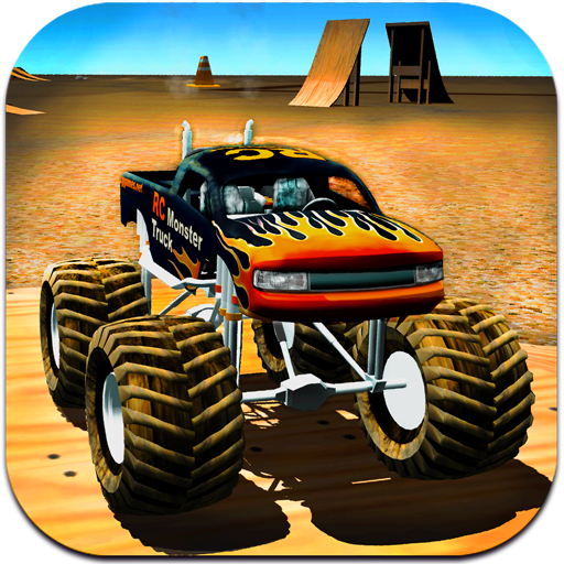 RC Monster Truck Simulator - Truck Rc Game