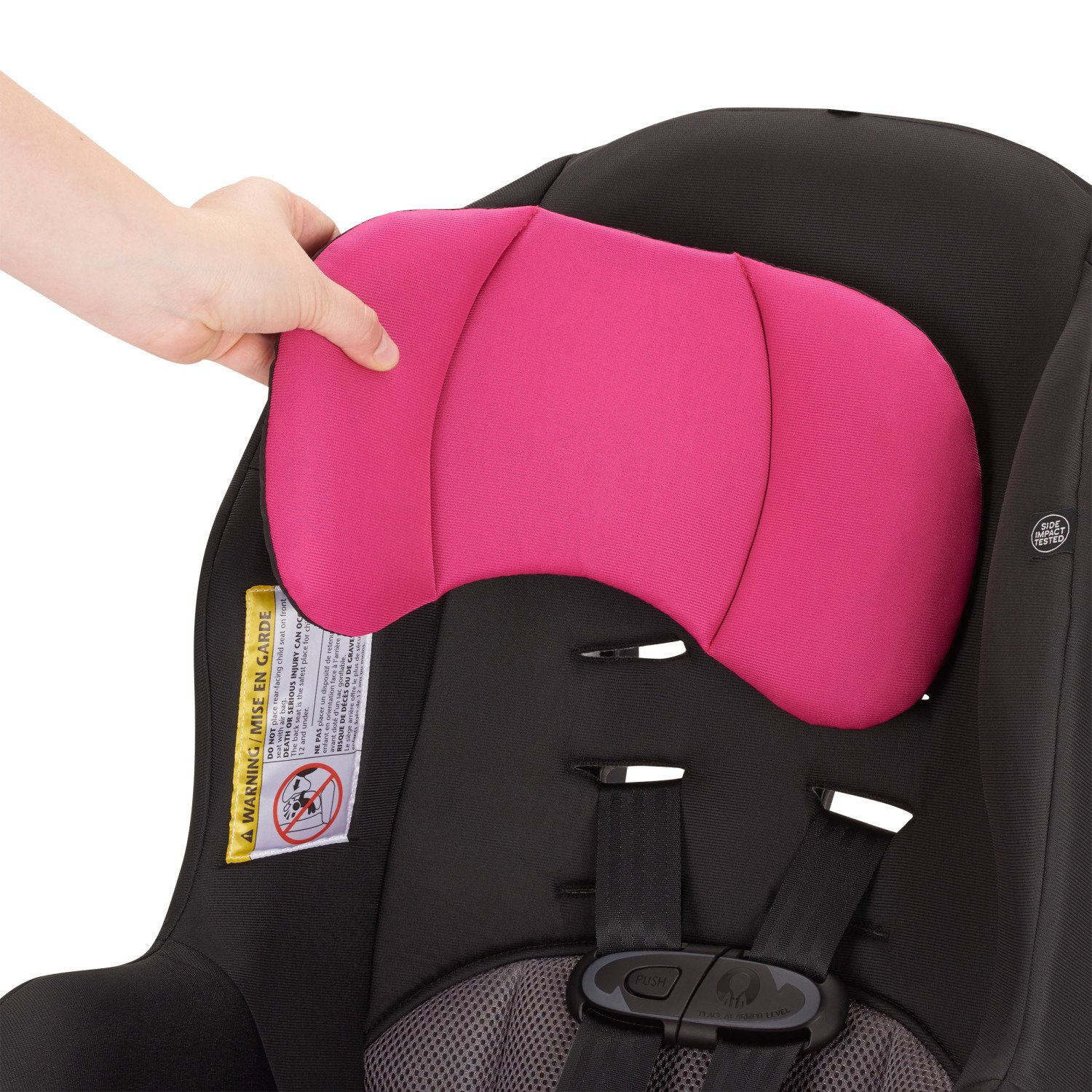 Evenflo Tribute Lx Convertible Car Seat Asiento De Seguridad