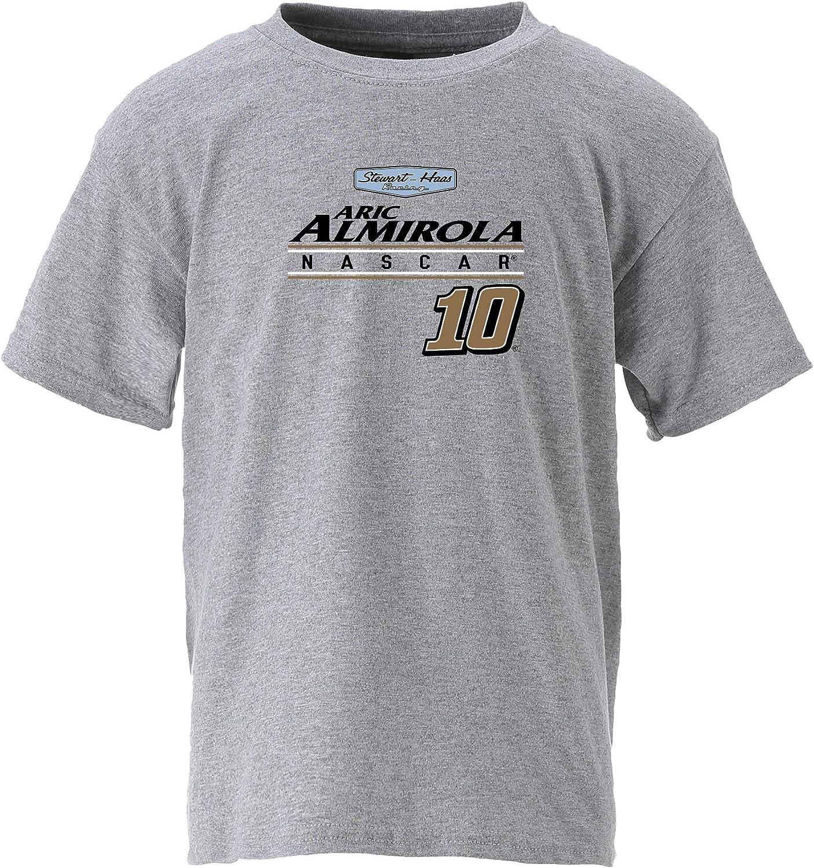 Ouray Sportswear Mens NASCAR Tri Blend S//S Tee