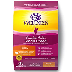 Wellness Complete Health Natural Dry Small Breed Dog Food Small Breed