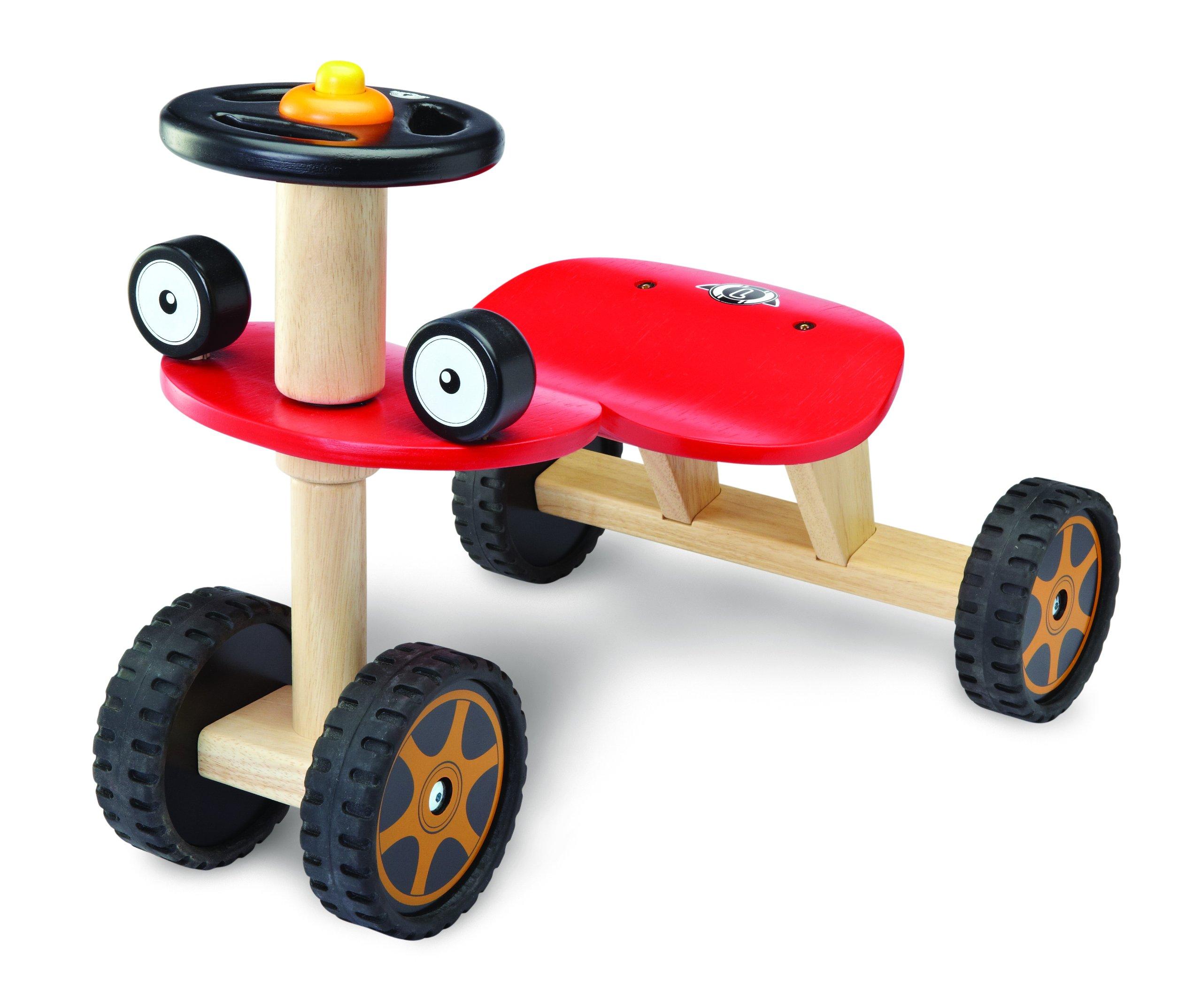 Wonderworld Red Buggy Car