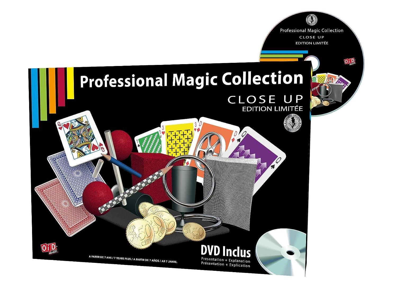 Oid Magic CL2 - Set di Trucchi Magici da Effettuare Sotto Il Naso Dello Spettatore, Versione 2