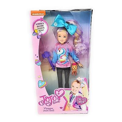 Just Play JoJo Siwa- Vlogger JoJo Doll (APPR 11 Inch H): Toys & Games
