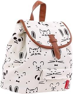 747f943fd4e Backpack Kidzroom Black & White Animals Children's Backpack, 28 cm, ...