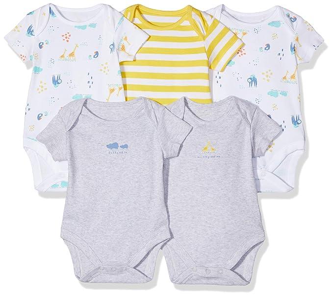cda798771 Mothercare Baby Bodysuit  Amazon.co.uk  Clothing
