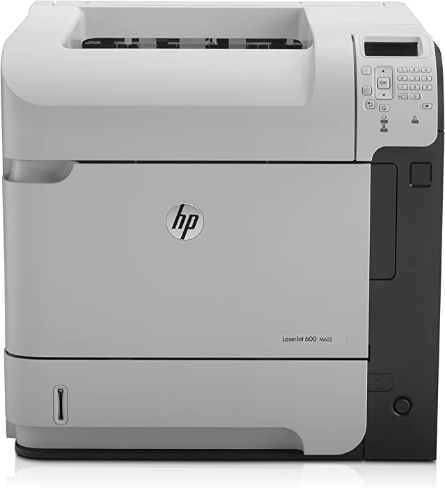 HP LaserJet Enterprise 600 Printer M602n (CE991A)