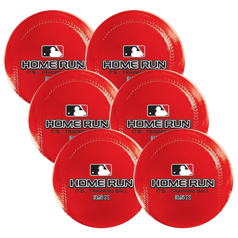 Franklin Sports MLB Home Run Training Ball (6 Pack), 22.5 oz 24840X