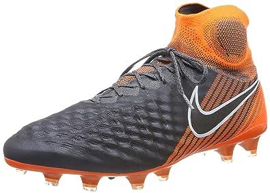1fbc1ddc22c Nike Obra 2 Elite DF FG Cleats  Dark Grey  (7)