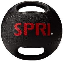 SPRI Dual Grip Xerball Medicine Ball
