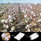 Prime Organic Cotton for DIY Project,Preloaded