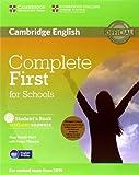 Complete first certificate for schools. Student's book-Workbook without answer. Per le Scuole superiori e CD-ROM. Con CD Audio. Con espansione online