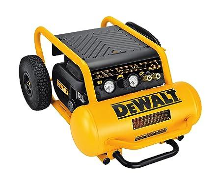 DEWALT D55146 4-1/2-Gallon Compressor