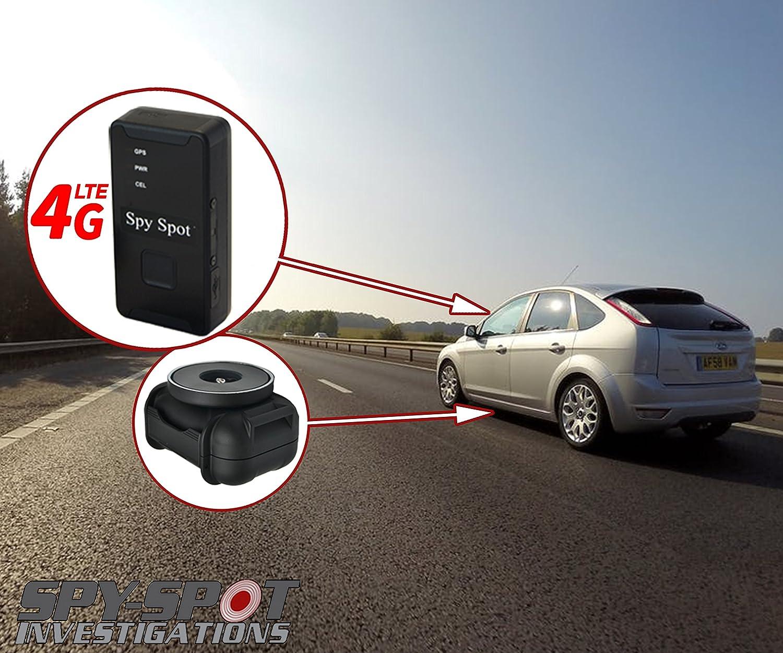 Spy Spot investigaciones GL 300 GPS Tracker Localizador GSM GL-300 espía portátil GPS Tracker: Amazon.es: Deportes y aire libre
