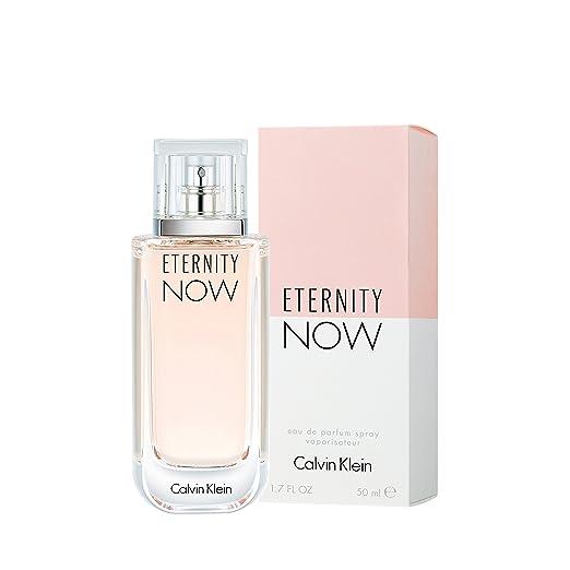 8393e704db Amazon.com: Calvin Klein Eternity Now Eau de Parfum Spray, 3.4 Fl Oz: Eternity  Now: Luxury Beauty