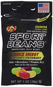 Jelly Belly Sports Beans 1 Oz. Pack
