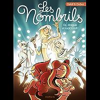 Les Nombrils - tome 8 - Ex, drague et rock'n'roll !