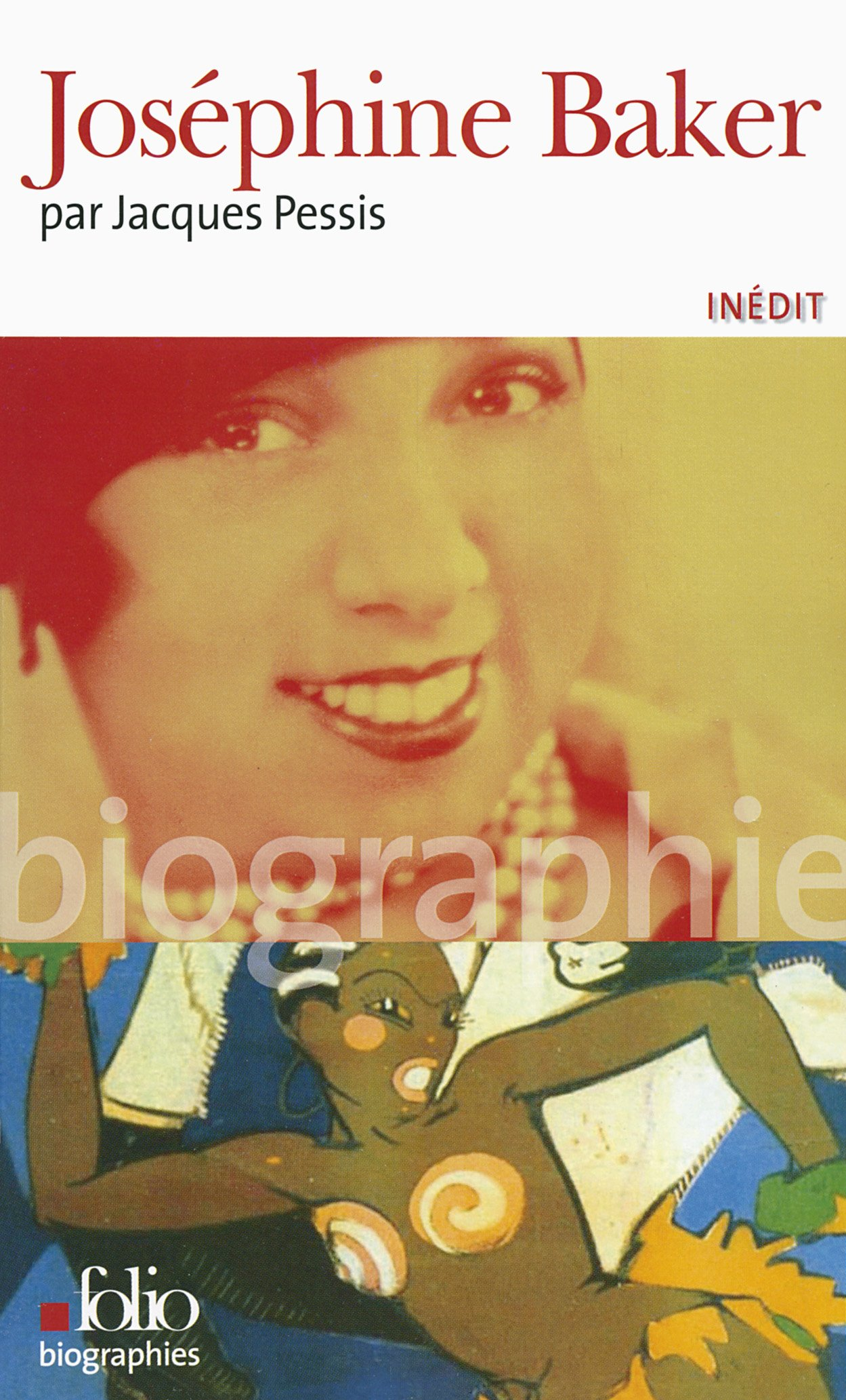 Josephine Baker (Folio Biographies) (French Edition)
