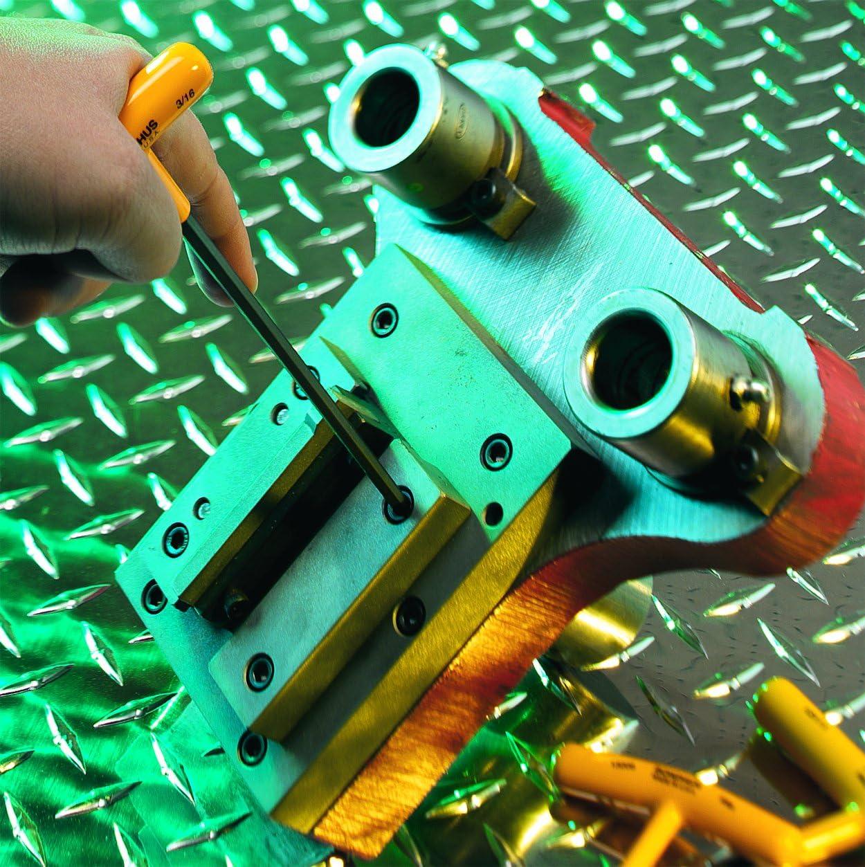 Multi One Size Set of 2 Pieces Bondhus 15260 4mm T-Handle Hex Driver 6