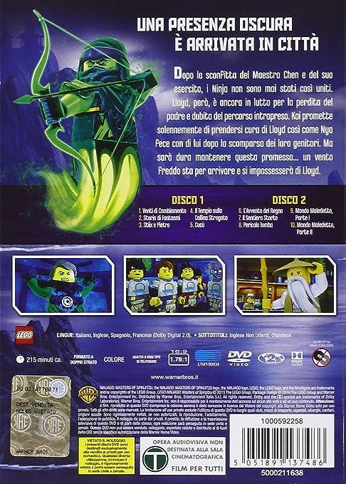 Amazon.com: Lego - Ninjago - Stagione 05: Michael Helmuth ...