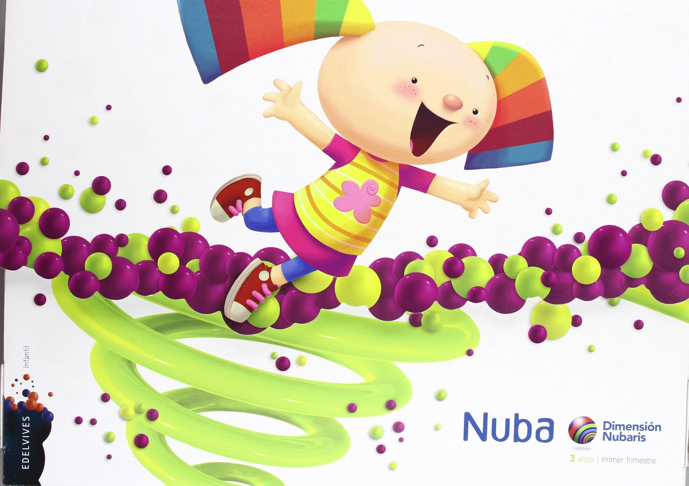 Infantil 3 años Nuba Primer Trimestre Dimensión Nubaris ...