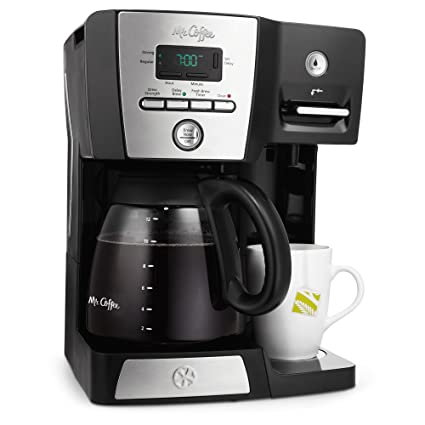 Amazon Mr Coffee Bvmc Dmx85 Rb Versatile Brew 12 Cup