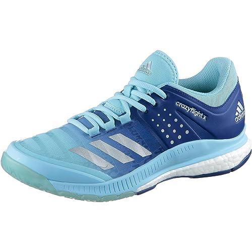 adidas Crazyflight X W, Zapatillas de Voleibol para Mujer: Amazon.es: Zapatos y complementos